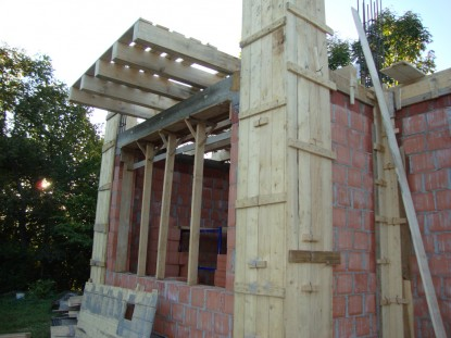 Casa de vacanta P+M - Nistoresti - Breaza - In executie 35  Breaza AsiCarhitectura