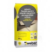Adeziv profesional - Weber Set Superflex Max² 25kg Weber Saint Gobain Romania  APN-28