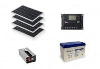 Sistem fotovoltaic Poweracu Off-Grid 0.4kw