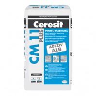 Adeziv alb pentru marmura si piatra naturala - CM 11 Plus Alb