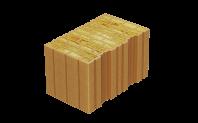 Bloc ceramic cu vata bazaltica integrata - EVOCERAMIC 40 VB