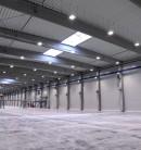 Iluminat LED cu proiectoare industriale High-Bay
