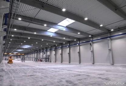 Iluminare hala industriala cu lampi High Bay  Palota, Bihor ELECTRONIC INTERACTIV