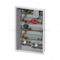 Module de contorizare pentru circuite de incalzire / racire si circuite sanitare - DUO DN25-DN32