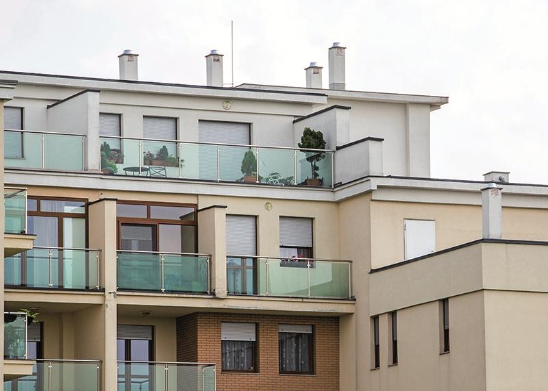 Sistemul de coș de fum colectiv pentru racordarea mai multor cazane murale cu condensare