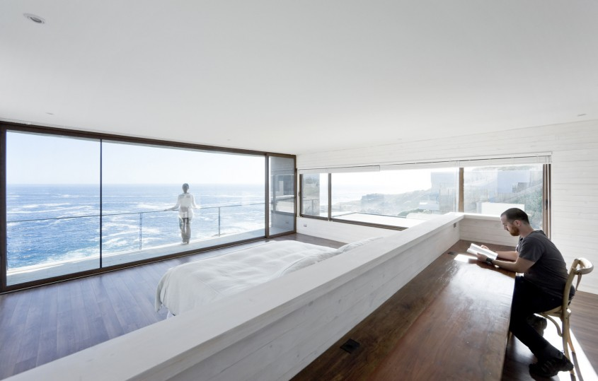 9. Catch The Views House, Chile