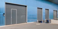 Usa sectionala industriala cu sectiuni din otel, perete dublu - SPU F 42