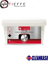 Detergent profesional tableta pentru curatare si igienizare friteuze - TIEFFE FRIT TAB