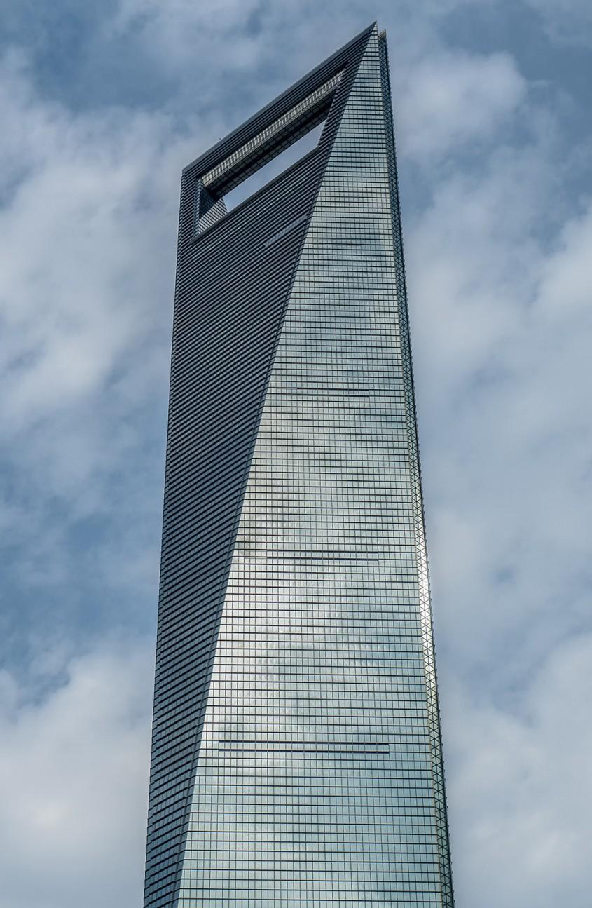 Shanghai World Financial Center, Shanghai, 2008