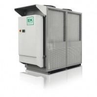 Chiller Euroklimat RKO.E aer/apa 12-290 kW R290 Propan