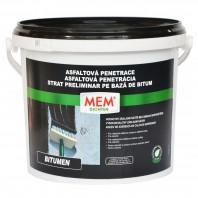 Strat preliminar pe baza de bitum - MEM
