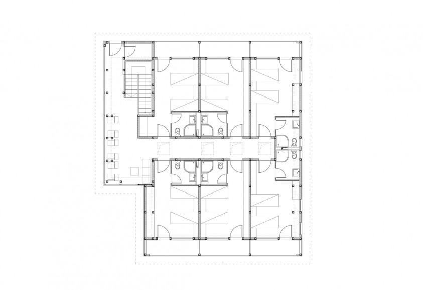 Pensiune 6 camere - Catias - Buzau - 9  Buzau AsiCarhitectura