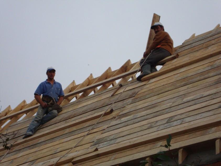 Casa de vacanta P+M - Nistoresti - Breaza - In executie 55  Breaza AsiCarhitectura