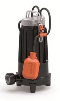 Pompa submersibila cu tocator, pentru canalizari si ape murdare - PEDROLLO TRITUS TR 2,2