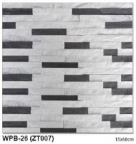Piatra naturala WPB-26 (ZT007) 15X60 cm