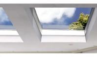 JET-GLASSLIGHT - Sistem de lumina naturala de inalta calitate cu margine rotunda pentru o sotutii axate