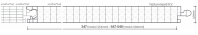 Sistem modular cu panouri din policarbonat - arcoPlus 547 / arcoPlus 549
