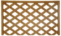 Gard din lemn compozit WPC
