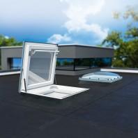 Fereastra de acces pe acoperis tip terasa - DRF
