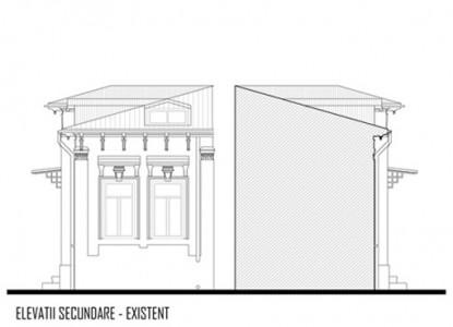 Remodelare mansarda locuinta existenta - str Ioan Bianu 10.5  Bucuresti AsiCarhitectura