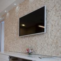 Mozaic Travertin Classic 3D Scapitat 2.5 x 2.5cm MPN-2066