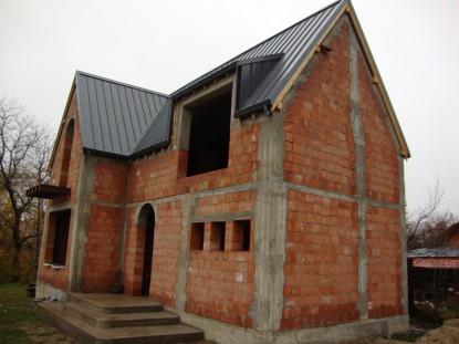 Casa de vacanta P+M - Nistoresti - Breaza - In executie 65  Breaza AsiCarhitectura