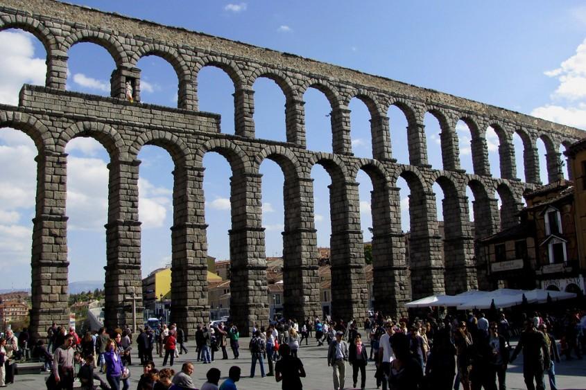 Segovia, Spania