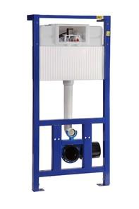 Cadru de montaj cu rezervor pentru vas WC suspendat - SANELA SLR 21