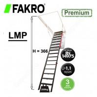 Scara metalica pentru acces in pod - FAKRO LMP