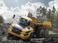 Dumper, camion articulat - Volvo A40G