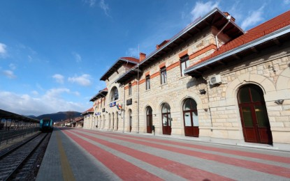 Gara CFR Piatra-Neamt  Piatra-Neamt SAINT-GOBAIN CONSTRUCTION PRODUCTS ROMANIA - DIVIZIA RIGIPS