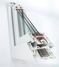 Profil Rehau Synego 80 MD pentru ferestre