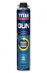 Spuma poliuretanica pentru pistol O2 - de iarna