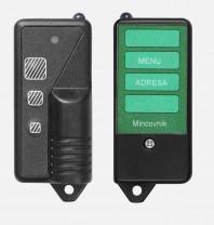 Telecomanda pentru reglarea parametrilor dusurilor cu monezi - SANELA SLD 05