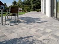 Umbriano - Dale cu suprafata marmorata