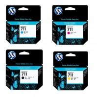 Cartus color HP 711 CZ131/2/3 29 ML
