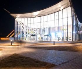 Elis Pavaje a contribuit la amenajarea exterioara a Complexului Therme Bucuresti