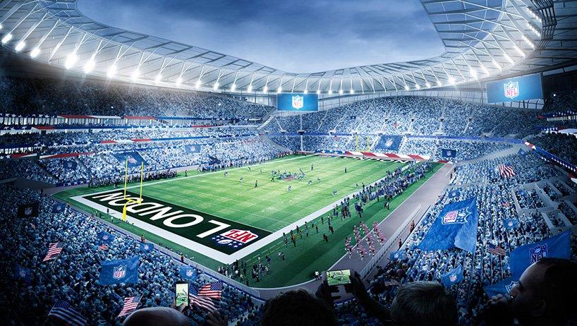 <b>Stadionul Tottenham Spurs</b>