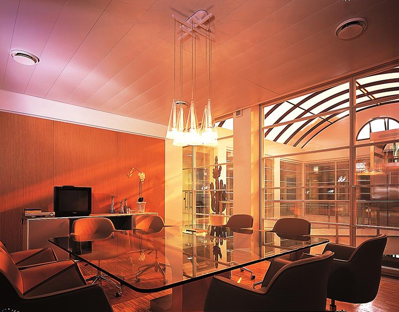 Tavanul metalic - soluția ingenioasă pentru birouri moderne