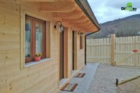 Casa din lemn - Visso