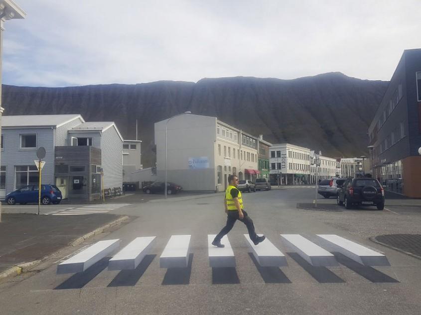 Ísafjörður, Islanda