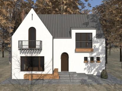 Casa de vacanta P+M - Nistoresti - Breaza 11.2  Breaza AsiCarhitectura