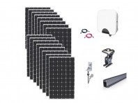 Kit Fotovoltaic On-Grid 5kWp - 16 Panouri Monocristaline 315W