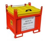 Containere depozitare deseuri periculoase - New Design Composite TIEFFE ONE