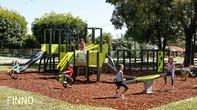 Echipamente de joaca pentru copii - LAPPSET NEW FINNO