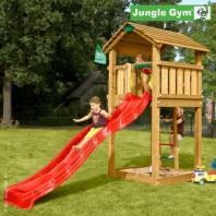 Locuri de joaca pentru copii - JUNGLE GYM COTTAGE