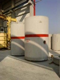 Rezervoare din beton