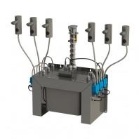Dozator de sapun lichid cu senzor - SLZN 91E2 - E6