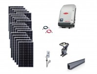 Sistem fotovoltaic on-grid Fronius 6kwp prindere tabla