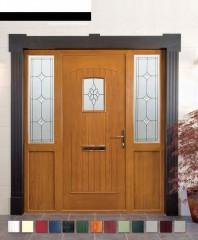 Uşă de exterior - T&G